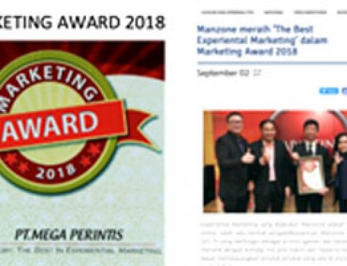 Marketing Award 2018