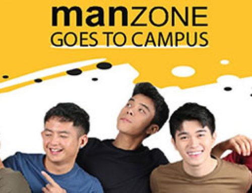 Manzone Goes To Campus